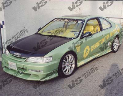 Accord Vis Oem Carbon Fiber (VIS 94-97 Honda Accord Carbon Fiber Hood OEM CD 95/96)