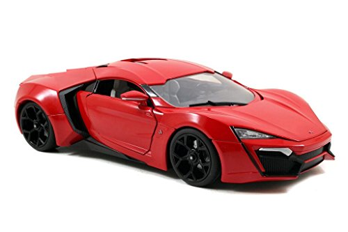 Used, Fast & Furious 1:18 Die-Cast Vehicle: Red Hypersport for sale  Delivered anywhere in Canada