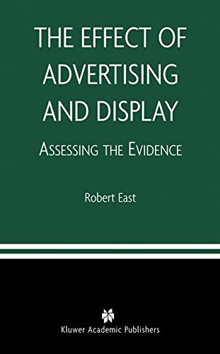 The Effect of Advertising and Display: Assessing the - List Kingston Shops