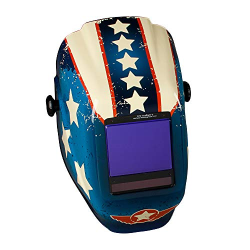 JACKSON SAFETY 46118 True Sight II Digital Variable ADF Welding Helmet with Balder Technology
