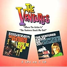 Where the Action is/Knock Me Out by The Ventures (2001-07-19)
