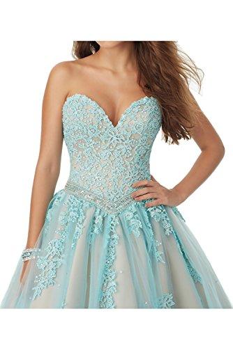 Ivydressing - Robe - Femme -  bleu - 50