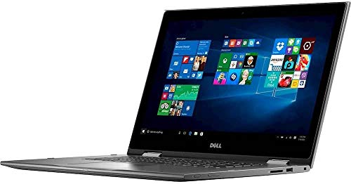 2018 Flagship Dell Inspiron 15 FHD IPS Touchscreen 2-in-1 Convertible Laptop (Intel Core i7-8550U Processor, 16GB RAM, 512GB SSD, Backlit Keyboard,Intel HD, WiFi, Bluetooth, HDMI, Windows 10)