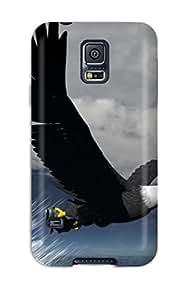 Bareetttt PioKCPI4283bosLM Protective Case For Galaxy S5(3d Animals Kartal)