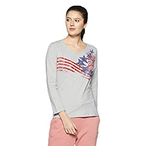 Jockey Women's Starred T-Shirt