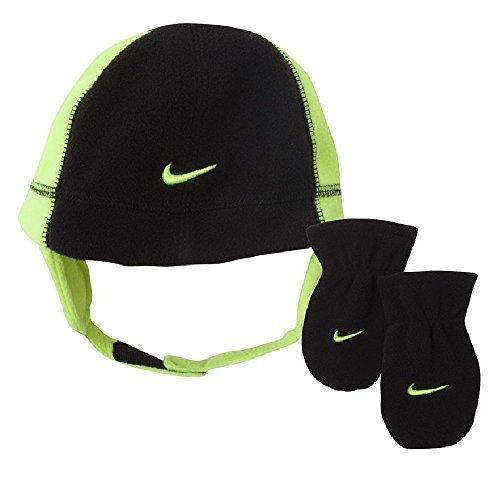 Nike Swoosh Logo Toddler Boy's 2/4T Fleece Beanie