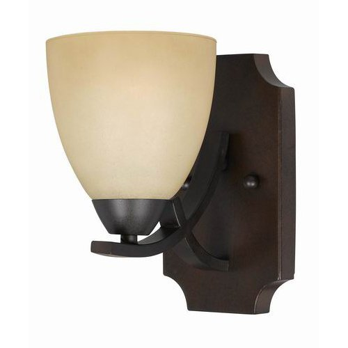 (Triarch 33240/1 Value Wall Sconce, English Bronze)