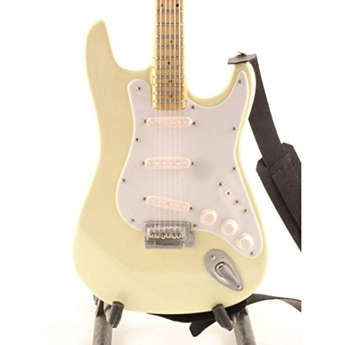 Eurasia1, J.HENDRIX - Replica FENDER STRATOCASTER WOODSTOCK '68 - chitarra in miniatura exclusive Rockshop