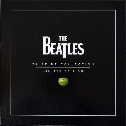 Beatles Kunstdruck   50th Anniversary Box Set AG-1626 (Japan-Import)
