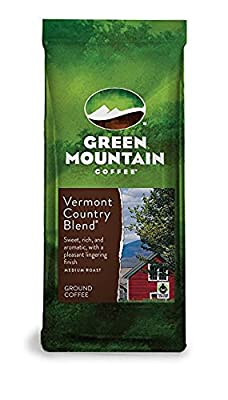 Green Mountain Coffee Signature Vermont Country Blend Ground Coffee 12oz by Keurig Green Mountain