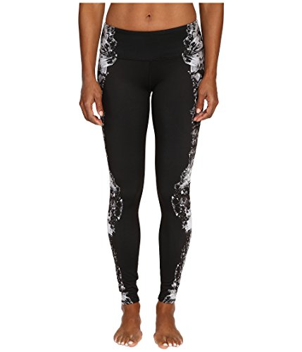 ALO Women's Airbrushed Legging Dark Krystal Black Pants XS X 28 ()