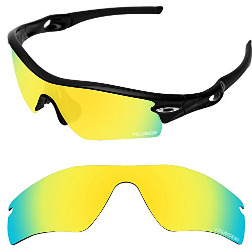 a4a7d95a52 Tintart Performance Lenses Compatible with Oakley Radar Path Polarized  Etched