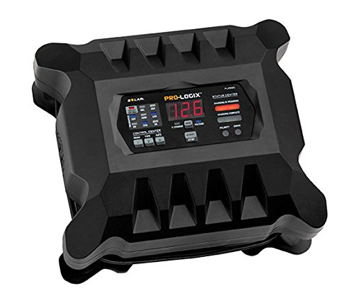 Intelligent Battery Charger/Maintainer w/Engine Start - (100a Battery Charger)