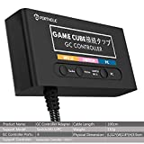 Gamecube Controller Adapter Compatible for Wii U,Super Smash Bros Ultimate, Nintendo Switch with 4 Slots,Plug and Play,No Drivers Needed(Newest Vision) (004): more info