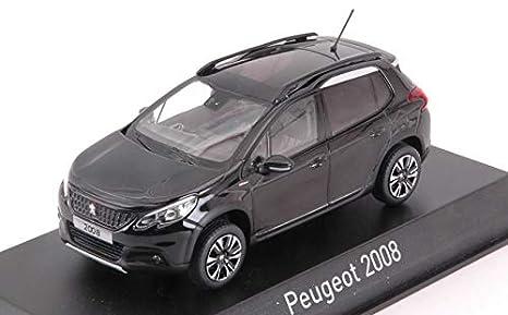 Miniature Articoli regalo e merchandising 472806 Peugeot 208 linea S Bianco 1/43 NOREV rif