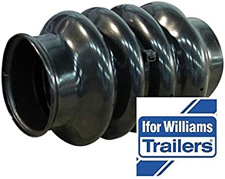 Genuine Knott Avonride Ifor Williams KFG35 3500kg Coupling Hitch Bellow P00873