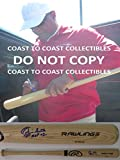 """Ozzie Smith,""""The Wizard"""", St. Louis Cardinals, San Diego Padres, signed autographed, Baseball Bat, COA with the Exact Proof Photo of Ozzie Signing Will Be Included"""