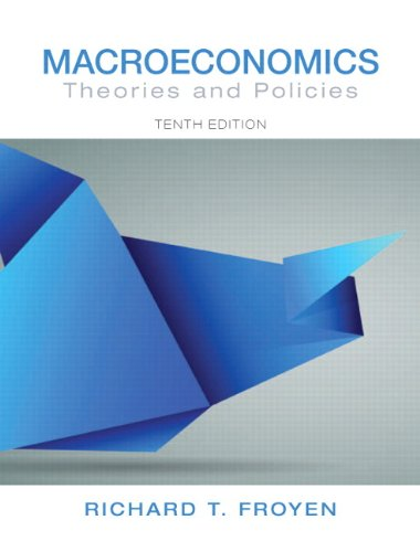 013283152X - Macroeconomics: Theories and Policies (10th Edition) (Pearson Series in Economics (Hardcover))
