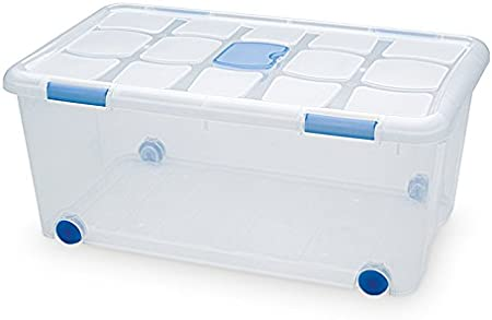 Plastic Forte Caja de Ordenación N 7 61 litros: Amazon.es: Hogar