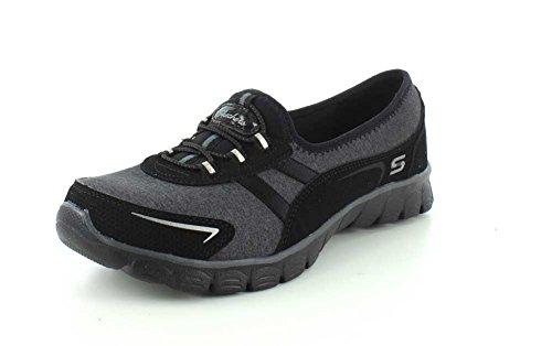 Skechers Loafer Musta Naisten Skechers Naisten Loafer Asuntoja Asuntoja Skechers Musta Loafer Asuntoja Naisten 1wHASXqpx