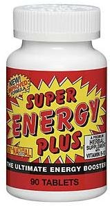 Super Energy Plus 90 Capsules