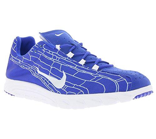 Nike Mayfly, Zapatillas de Running para Hombre Azul / Blanco (Racer Blue / White)