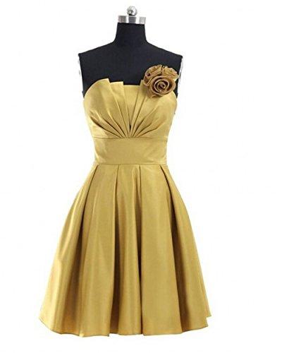 Abito Leader Beauty the of Yellow ragazza aav8Btxn