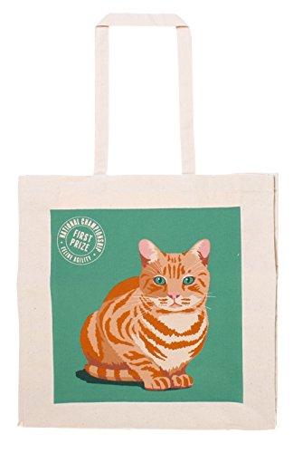 Shopper bag MULTICOLORE, Taglia Unica