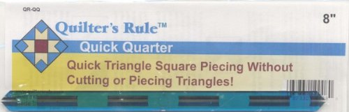 (Quilter's Rule Quilter's Quick Quarter Inch Marking Tool 8