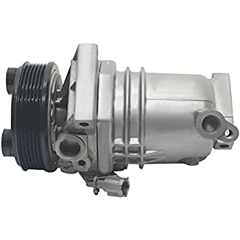 RYC Remanufactured AC Compressor and A/C Clutch EG890