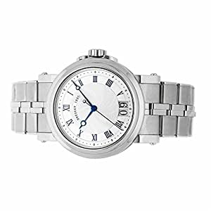 Breguet Marine automatic-self-wind mens Watch 5817ST/12/SVO (Certified Pre-owned)
