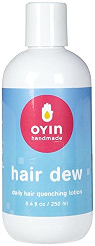 Oyin Handmade Hair Dew Daily Quenching Hair Lotion, 8.4 Ounce
