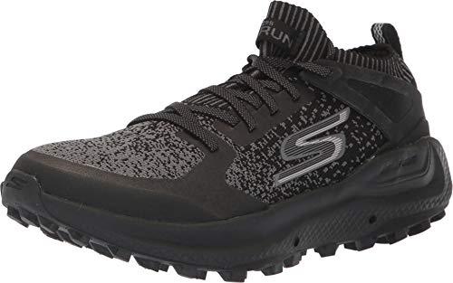 Skechers Women's Go Run Max Trail 5 Ultra Black/Gray 10 B US B (M) ()