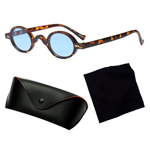 Fashion C2 Cool Bright Glasses UV Style 400 Pequeñas Tide Gafas De Unisex Protection Vintage Redondas New Sol Retro T8gFWq
