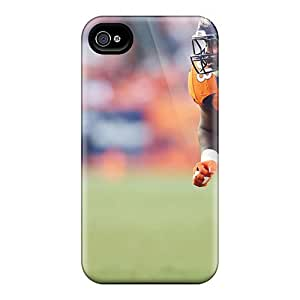 Von Miller Broncos Case Compatible With Iphone 4/4s/ Hot Protection Case