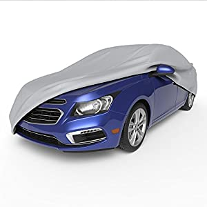 Budge Poly Guard 1 Car Cover Fits Cars Up To 19' Long
