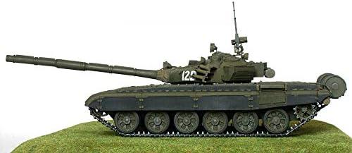T-72B Soviet Mbt  Kit ZVEZDA 1:35 ZS3550