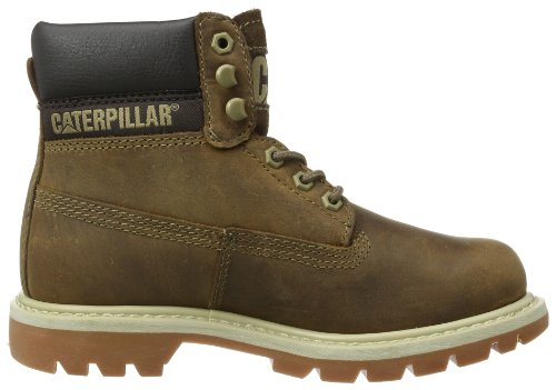 Caterpillar Colorado, Stivali Donna Beige Scuro