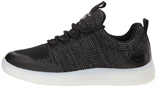 Skechers Energy Lights Street zwart sneakers kids