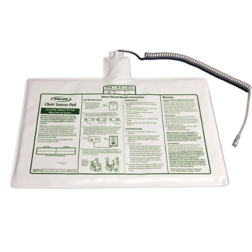 Silver Lining Chair Sensor Pad 10x15-in Coiled Cord