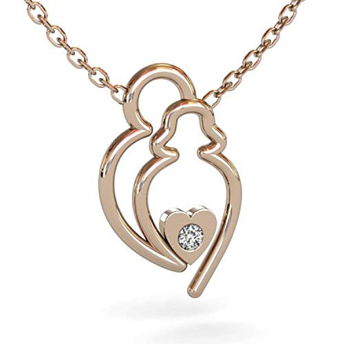 Pregnant Woman Necklace Tiny Fami Necklace YLQ0504