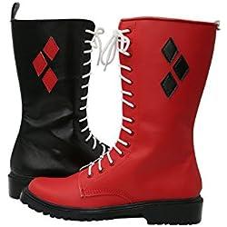 41c405v9PtL._AC_UL250_SR250,250_ Harley Quinn Shoes