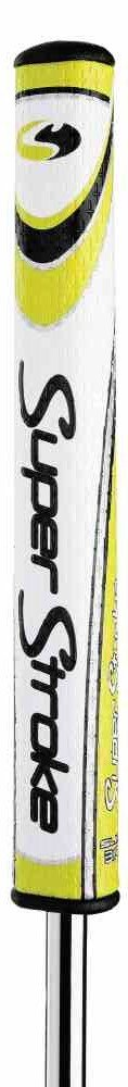 Super Stroke Legacy 3.0 Midnight Yellow Putter Grip by SuperStroke