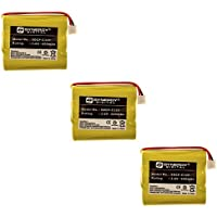 AT&T-Lucent 3301 Cordless Phone Battery Combo-Pack includes: 3 x SDCP-C320 Batteries