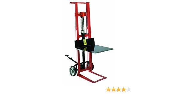 Wesco 272952 Hydraulic Lift Furniture Mover Set Load Capacity ...