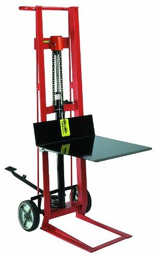 Wesco 260002 Steel Frame 2 Wheeled Hydraulic Pedalift, 75...