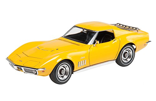 - Revell Motor-City Muscle '69 Corvette Coupe Yenko 2-in-1 Plastic Model Kit