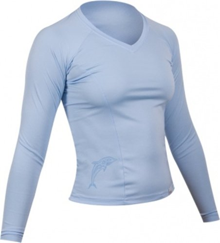 Henderson Womens Dolphin Long Sleeve Water Shirt (14)