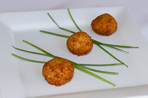 Fontina Chicken Bites - Frozen Gourmet Chicken Appetizers (50 Piece Tray) by Appetizersusa