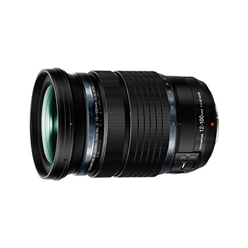 Olympus M.Zuiko Digital ED 12-100mm F4.0 PRO Lens, for Micro Four Thirds Cameras